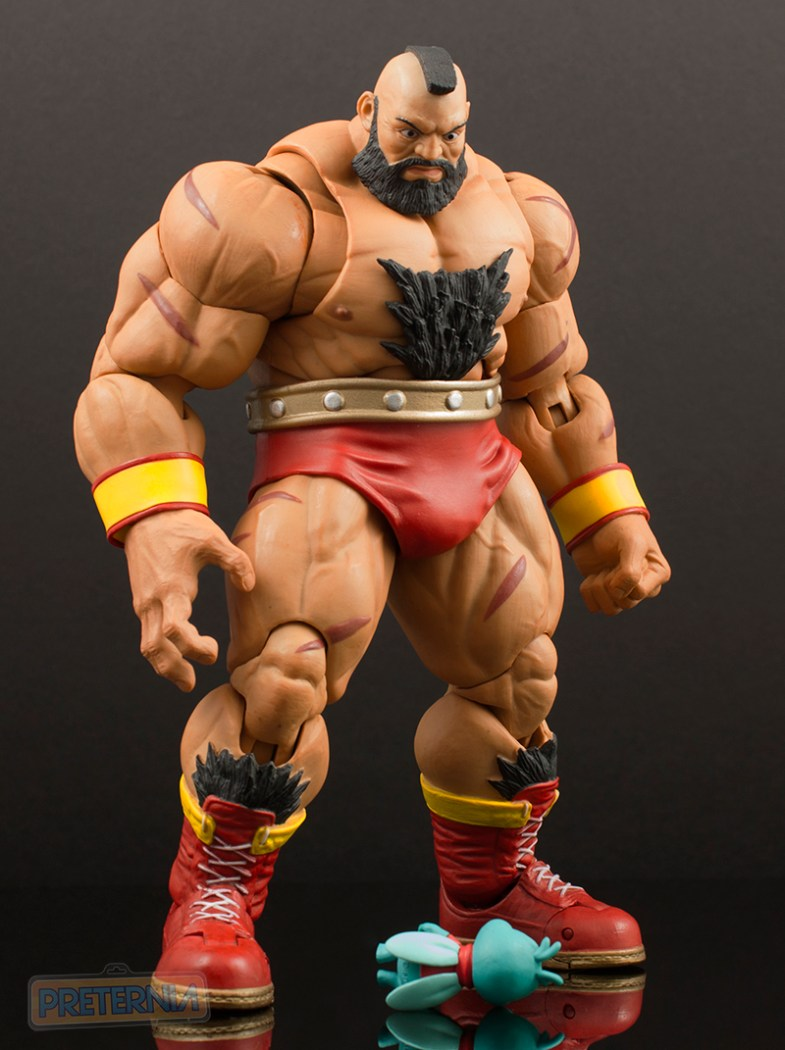 Storm Collectibles Street Fighter V Zangief Review