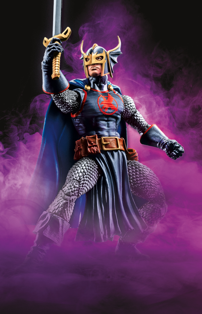 MARVEL AVENGERS LEGENDS SERIES 6-INCH Figure Assortment (Black Knight)