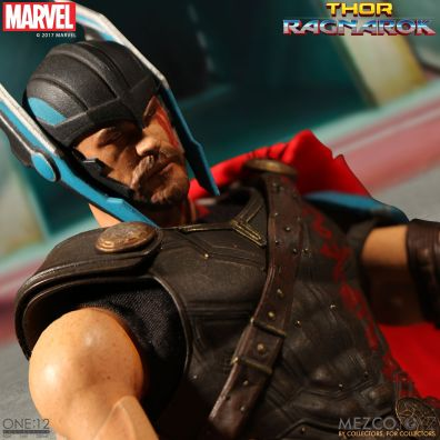 Mezco: One:12 Ragnarok Thor Available for Preorder