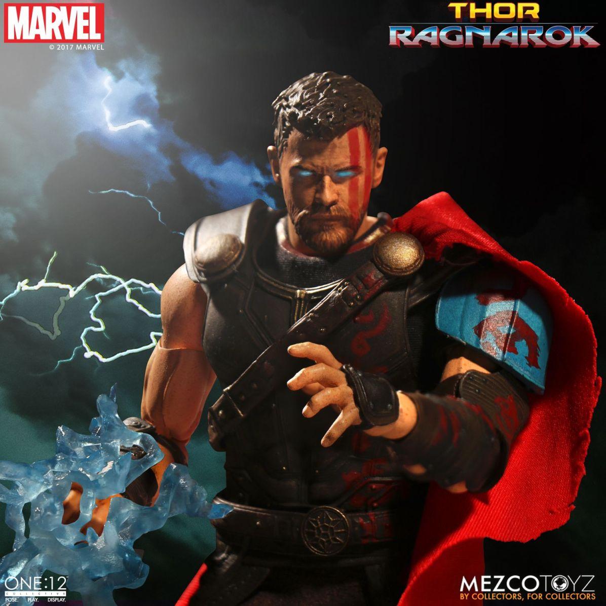 Mezco: One:12 Ragnarok Thor Available for Preorder