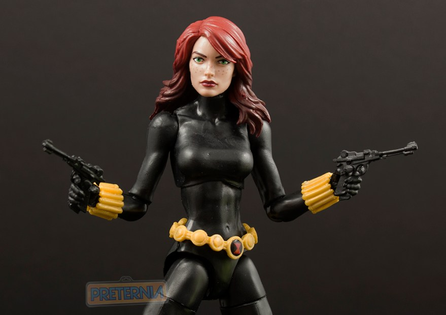 Hasbro Marvel Legends Vintage Series Black Widow Review