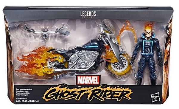 Hasbro Marvel Legends Riders Ghost Rider Carded