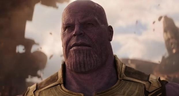 Avengers: Infinity War Thanos Marvel Legends