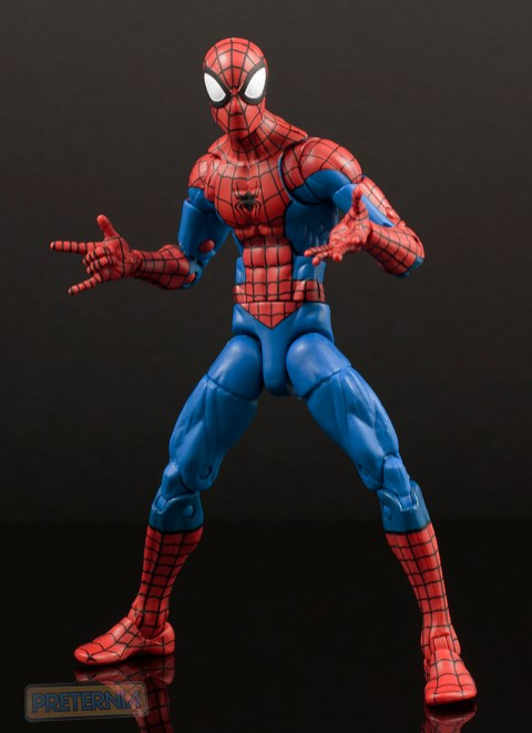 Hasbro Marvel Legends Vintage Series Spider-Man Review