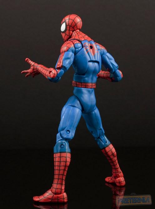 Hasbro Marvel Legends Vintage Series Spider-Man Review