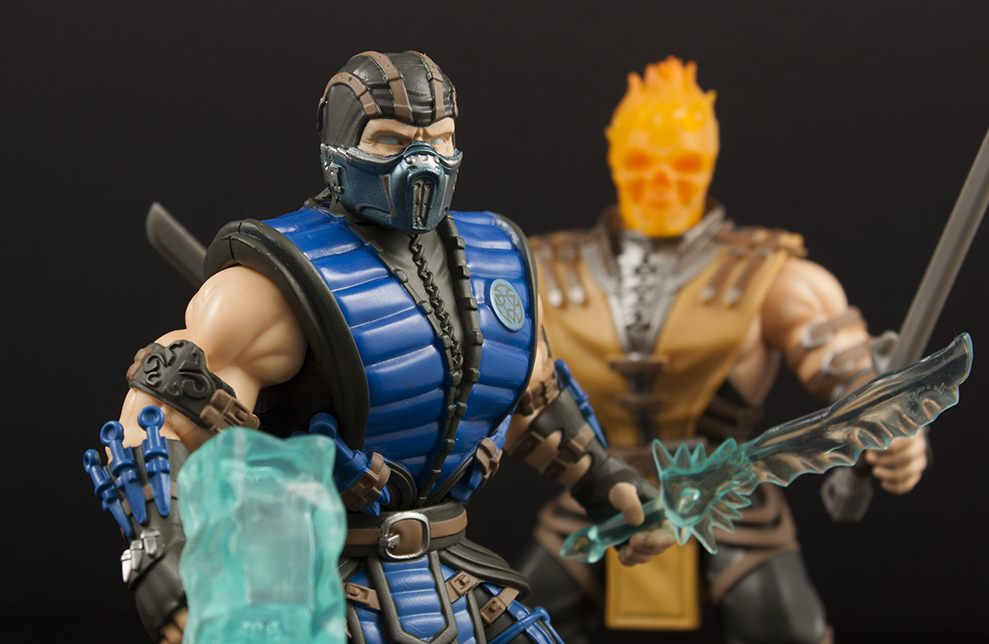 "First Look: Funko Mortal Kombat X 5.5"" Action Figures Wave 1"