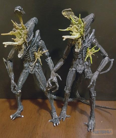 NECA Aliens Series 12 (Bomber Jacket Ripley, BDUs Vasquez, Battle Damaged Alien Warriors) Review