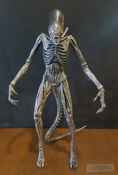 NECA Aliens Covenant Series (Neomorph, Xenomorph, Accessory Pack) Review
