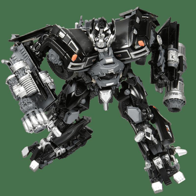 Hasbro: Transformers Masterpiece Movie Series MPM-06 Ironhide Revealed
