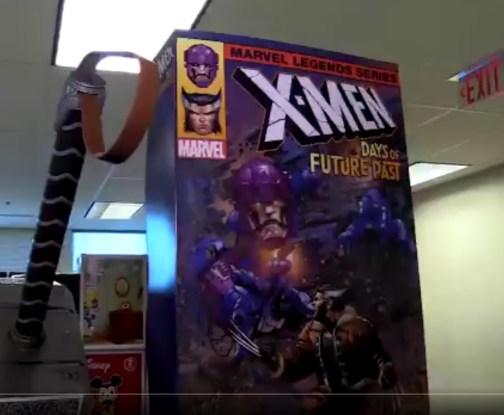 Hasbro Marvel Legends X-Men Days of Future Past Box Set