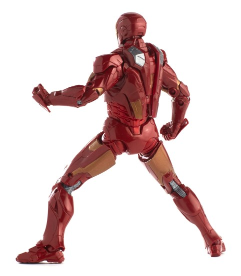 Hasbro: 'Marvel Studios The First Ten Years' Marvel Legends Iron Man Mark 7