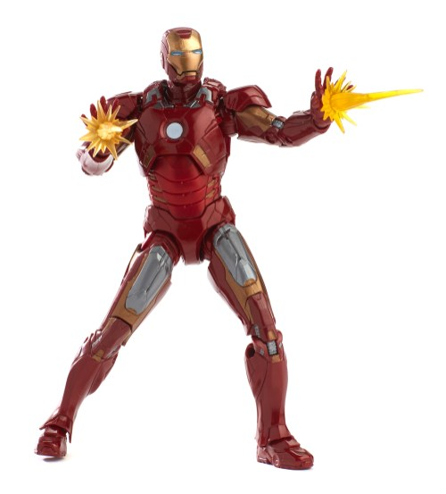 Hasbro: 'Marvel Studios The First Ten Years' Marvel Legends Iron Man Mark 7