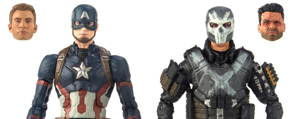 Hasbro: 'Marvel Studios The First Ten Years' Marvel Legends Revealed