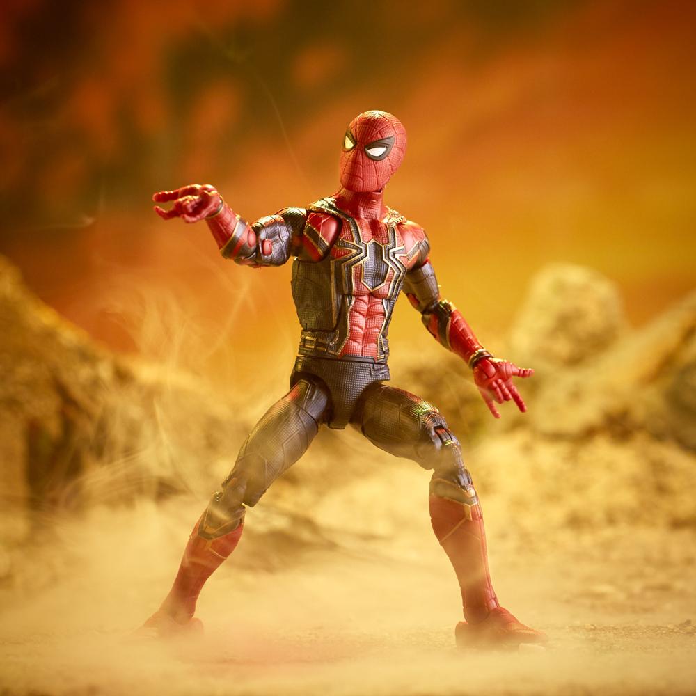 MARVEL AVENGERS INFINITY WAR LEGENDS SERIES 6-INCH Figure Assortment (Iron Spider) - oop