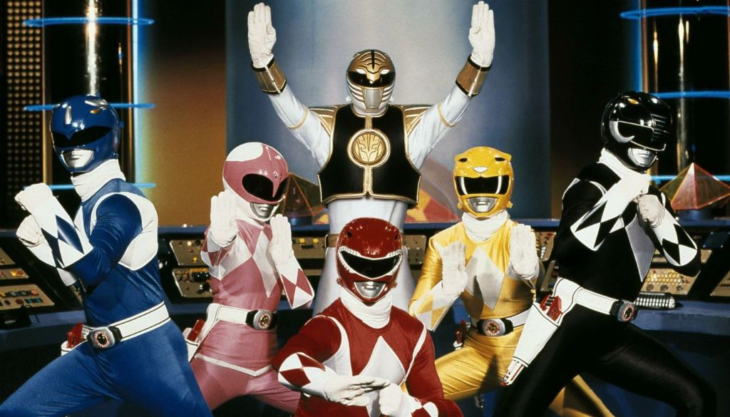 Toy Fair 2018: Hasbro Named Global Master Toy Licensee for Saban's Power Rangers