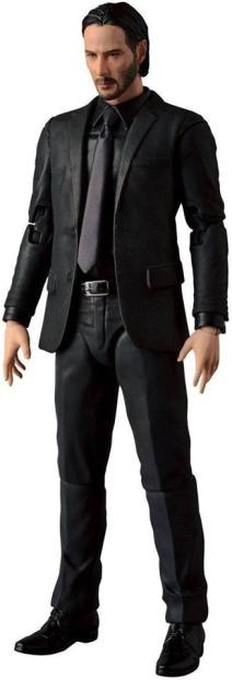 Medicom: MAFEX John Wick Reveal and Official Pictures