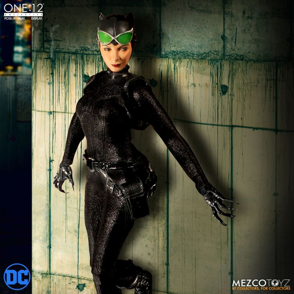 Mezco: One:12 DC Catwoman Available for Preorder
