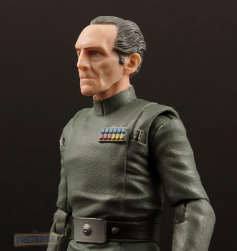 Hasbro Star Wars Black Six-Inch #63 Grand Moff Tarkin Review