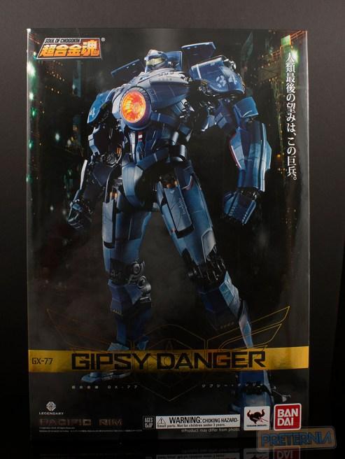 Bandai Soul of Chogokin GX-77 Gipsy Danger Review