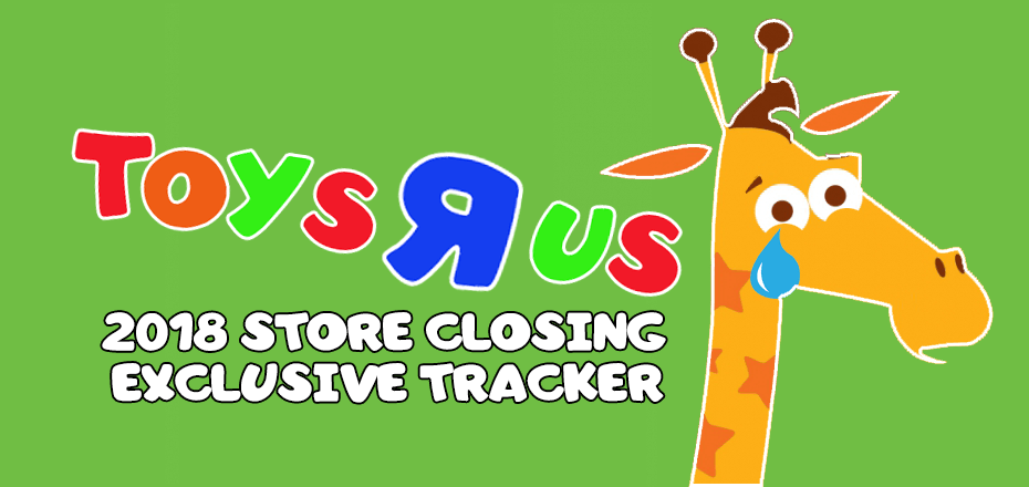 Toys 'R' Us 2018 Exclusives Tracking