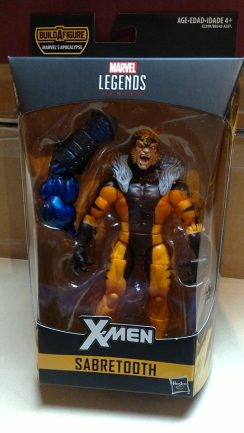 Hasbro: Marvel Legends X-Men Apocalypse Build-A-Figure Wave Found