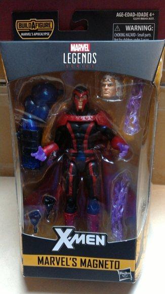 Hasbro: Marvel Legends X-Men Apocalypse Build-A-Figure Wave Found