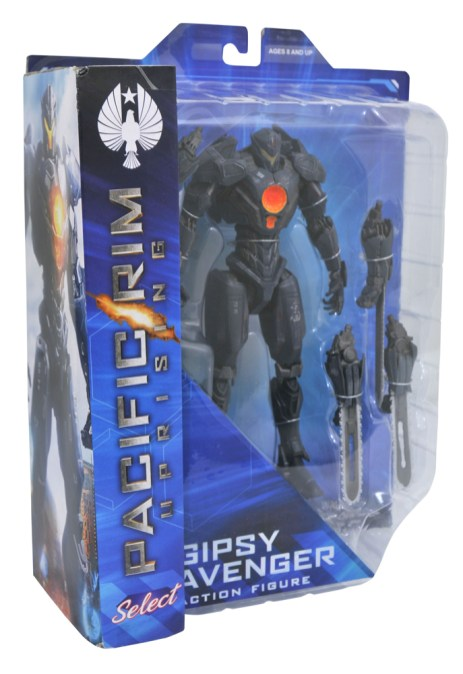 DST: The Uprising Begins with Pacific Rim Select Figures in Stores Now!