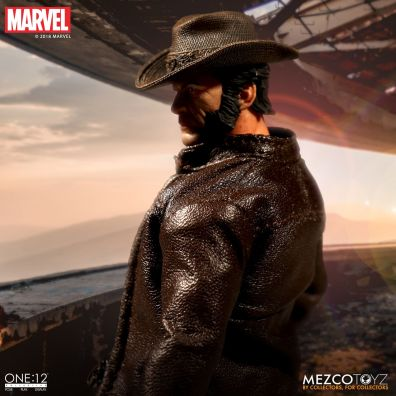 Mezco: One:12 Marvel Logan Available for Preorder