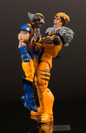 Sabretooth - Marvel Legends Apocalypse Build-A-Figure Series Hasbro