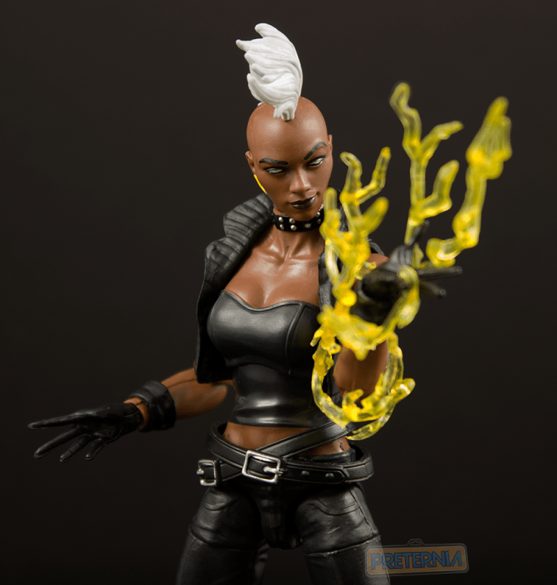 Storm - Marvel Legends Apocalypse Build-A-Figure Series Hasbro