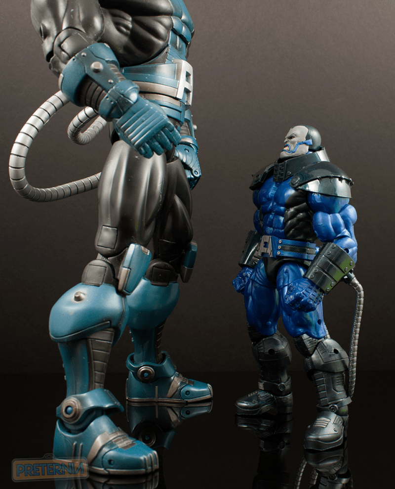 Apocalypse - Marvel Legends Apocalypse Build-A-Figure Series Hasbro