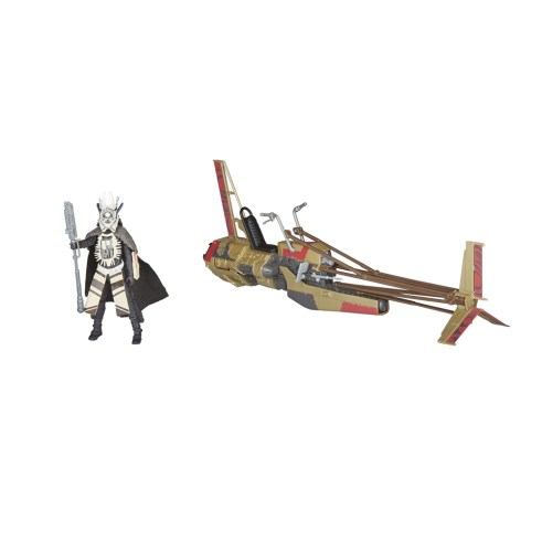 SOLO A STAR WARS STORY CLASS A VEHICLE Nemesis & Swoop Bike - oop (1)