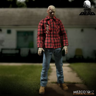 Mezco: One:12 Dawn of the Dead Boxed Set Available for Preorder
