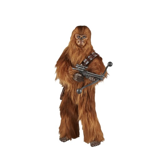 STAR WARS FORCES OF DESTINY CHEWBACCA AND PORGS - oop3