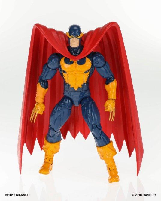 Hasbro: Marvel Legends Kree Sentry, Nighthawk, and Living Laser Revealed