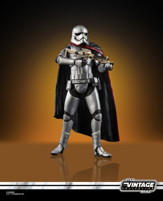Star Wars The Vintage Collection Phasma Figure (1)