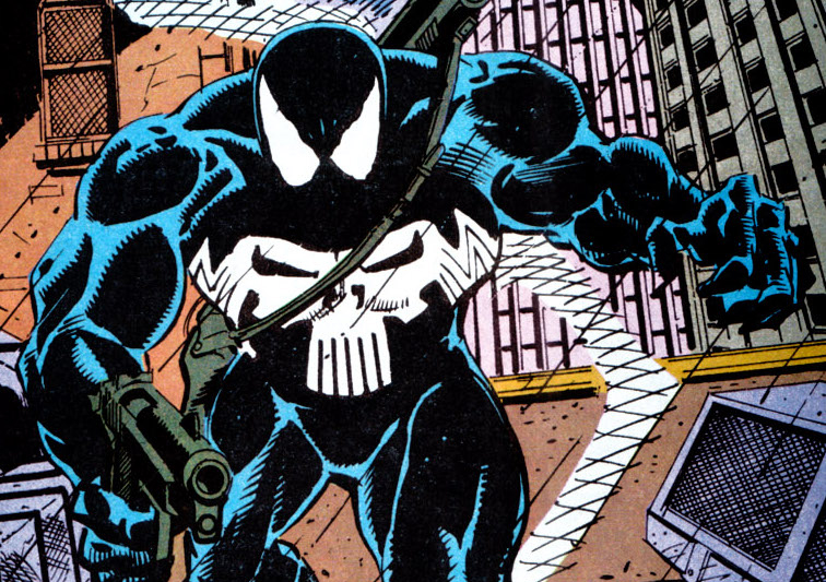 Hasbro: Marvel Legends Venomized Punisher Marvel Unlimited Exclusive Revealed