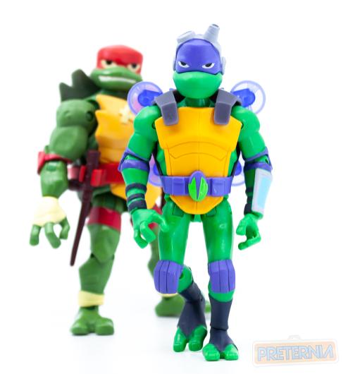 Playmates Rise of the Teenage Mutant Ninja Turtles Review