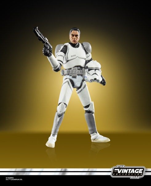 Star Wars The Vintage Collection 41st Elite Corps Figure 2 Fan Channel Exclusive