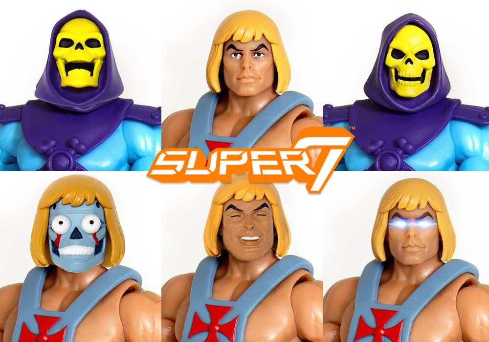 Super7: Masters of the Universe Club Grayskull Ultimates Preorder Soon!