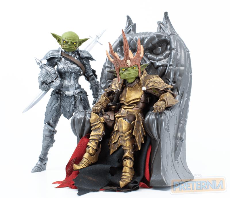 Mythic Mondays: Mythic Legions Advent of Decay - King No'Glin