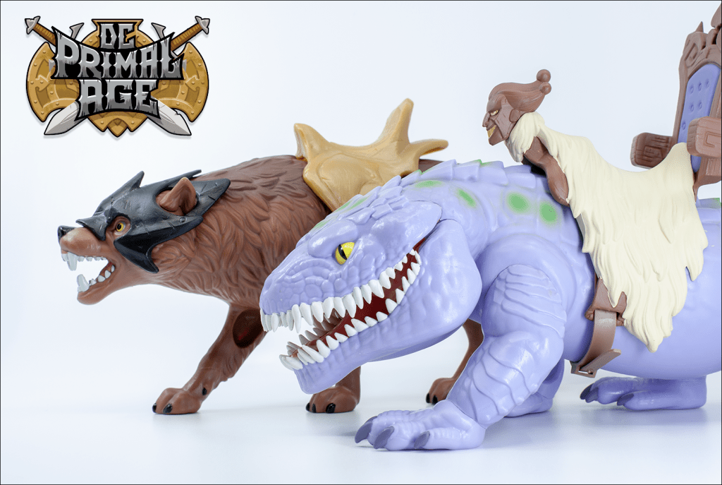 Quick Review: Funko DC Primal Age - Ace the Bathound and The Joker Beast