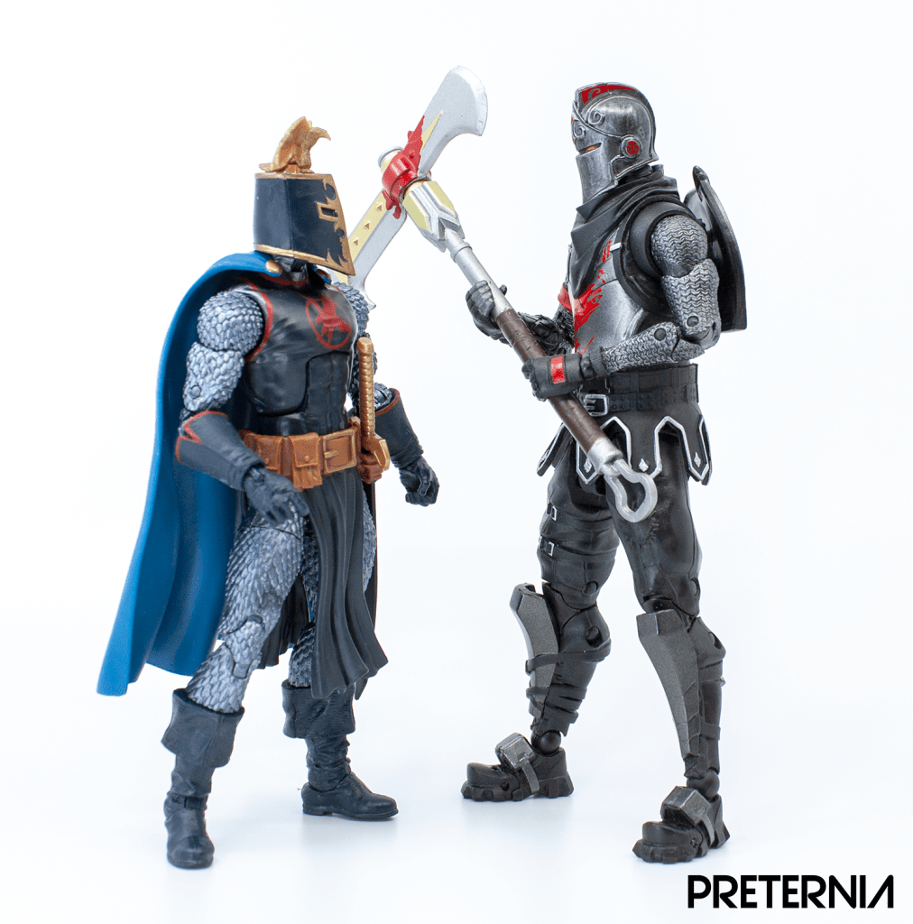 McFarlane Toys Fortnite 7-inch Black Knight Review