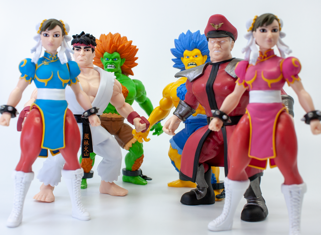 Funko Savage World Street Fighter Wave 1 Review