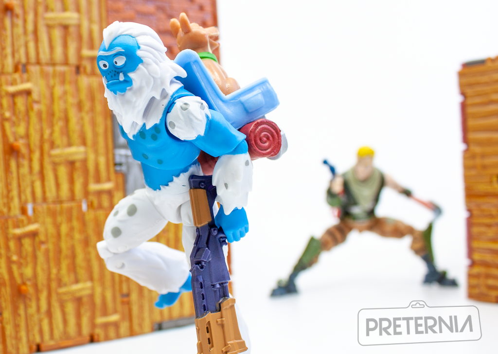 Jazwares Fortnite 4-inch Squad Mode 4-Pack: Trog, Moisty Merman, Omen, & Ravage Review