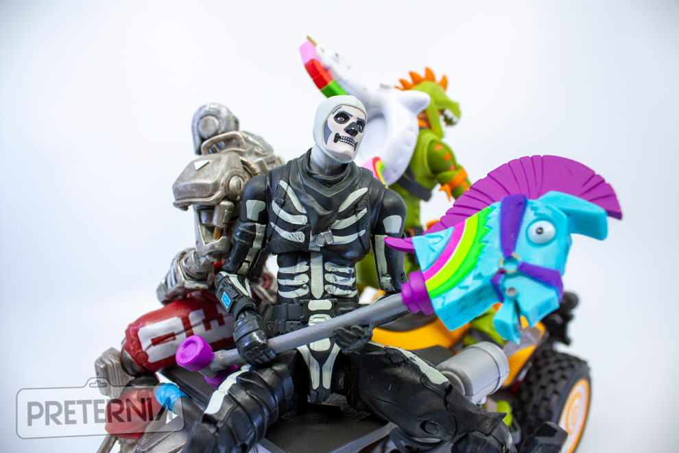 McFarlane Toys Fortnite 7-Inch Quadcrasher Vehicle Review