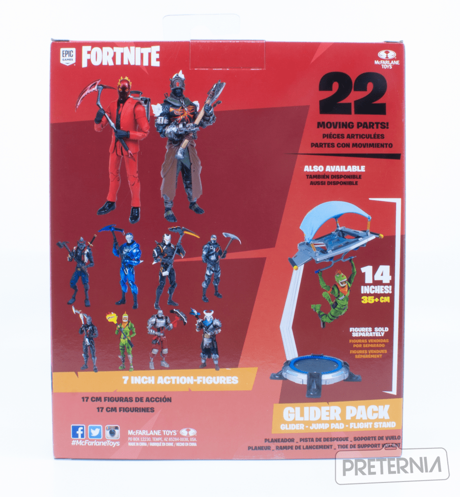 McFarlane Toys Fortnite 7-Inch Inferno Review