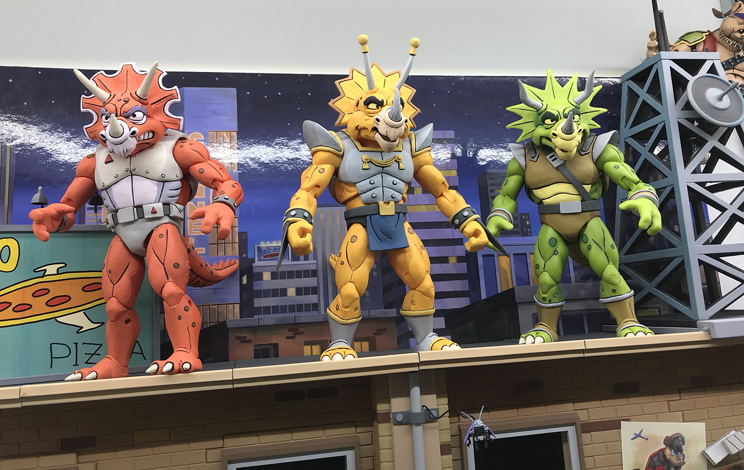 Toy Fair 2020: NECA Teenage Mutant Ninja Turtles