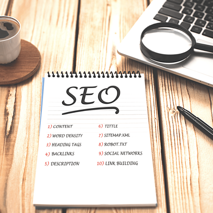 Search Engine Optimization or SEO