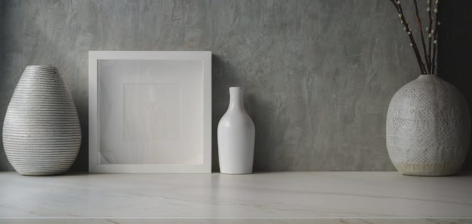 white-ceramic-vase-on-white-wooden-table